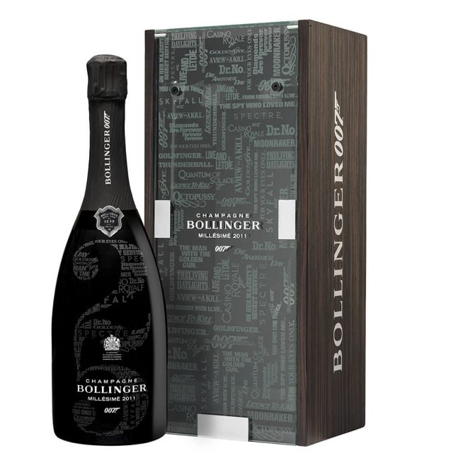 Bollinger 007 Limited Edition in CHAMPAGNE, by BOLLINGER